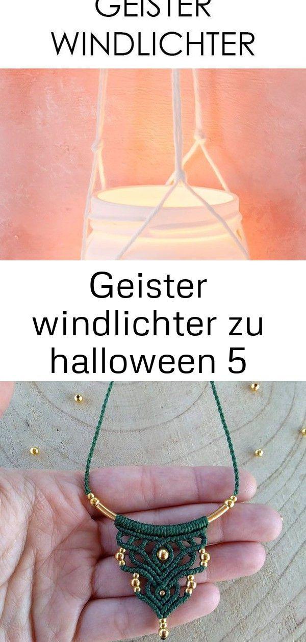 Geister windlichter zu halloween 5 #geisterbasteln