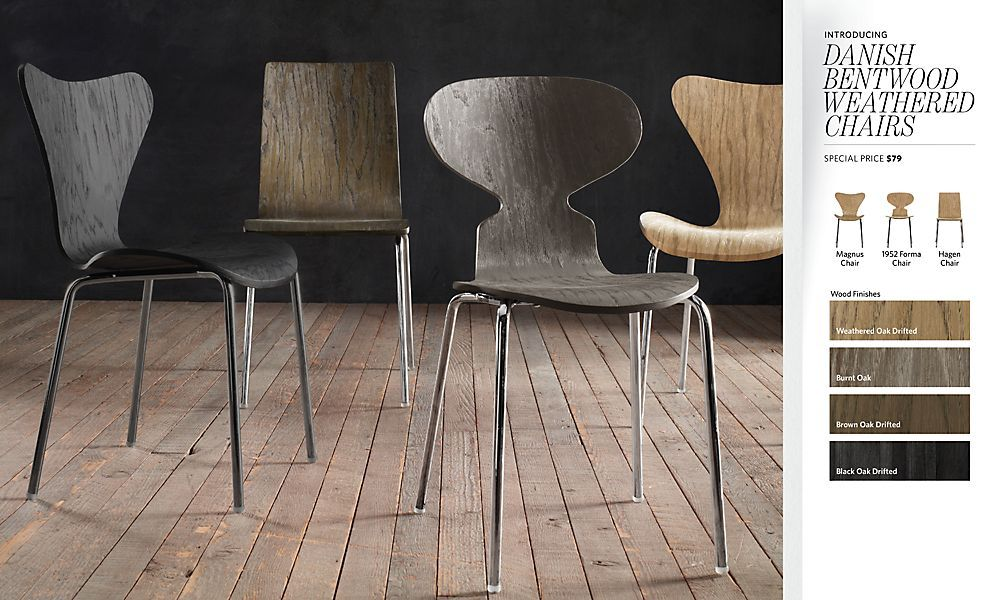 Rooms Restoration Hardware With Images Bentwood Chairs