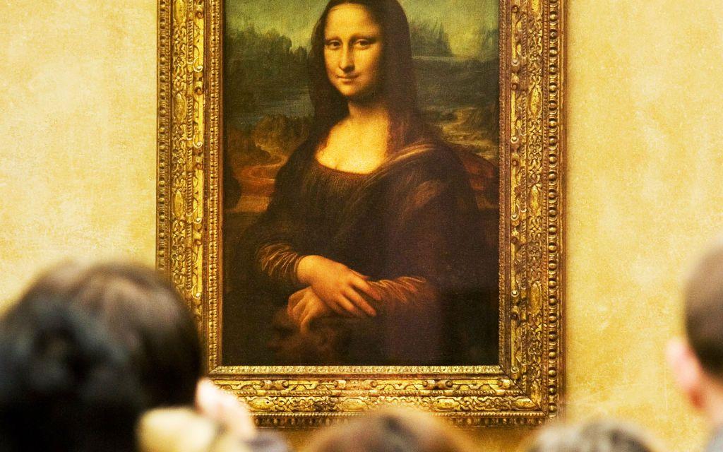 Mona Lisa Mona Lisa Royal Art Portrait