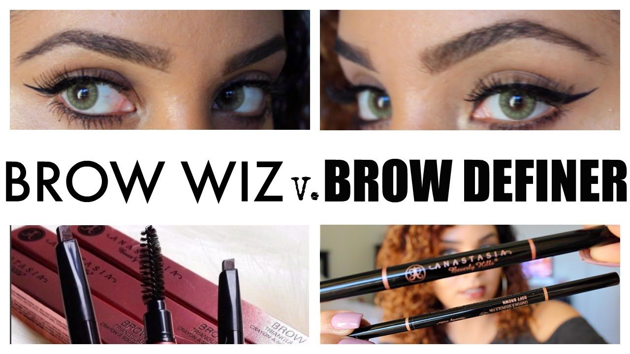 NEW Anastasia Beverly Hills Brow Definer Review, Demo