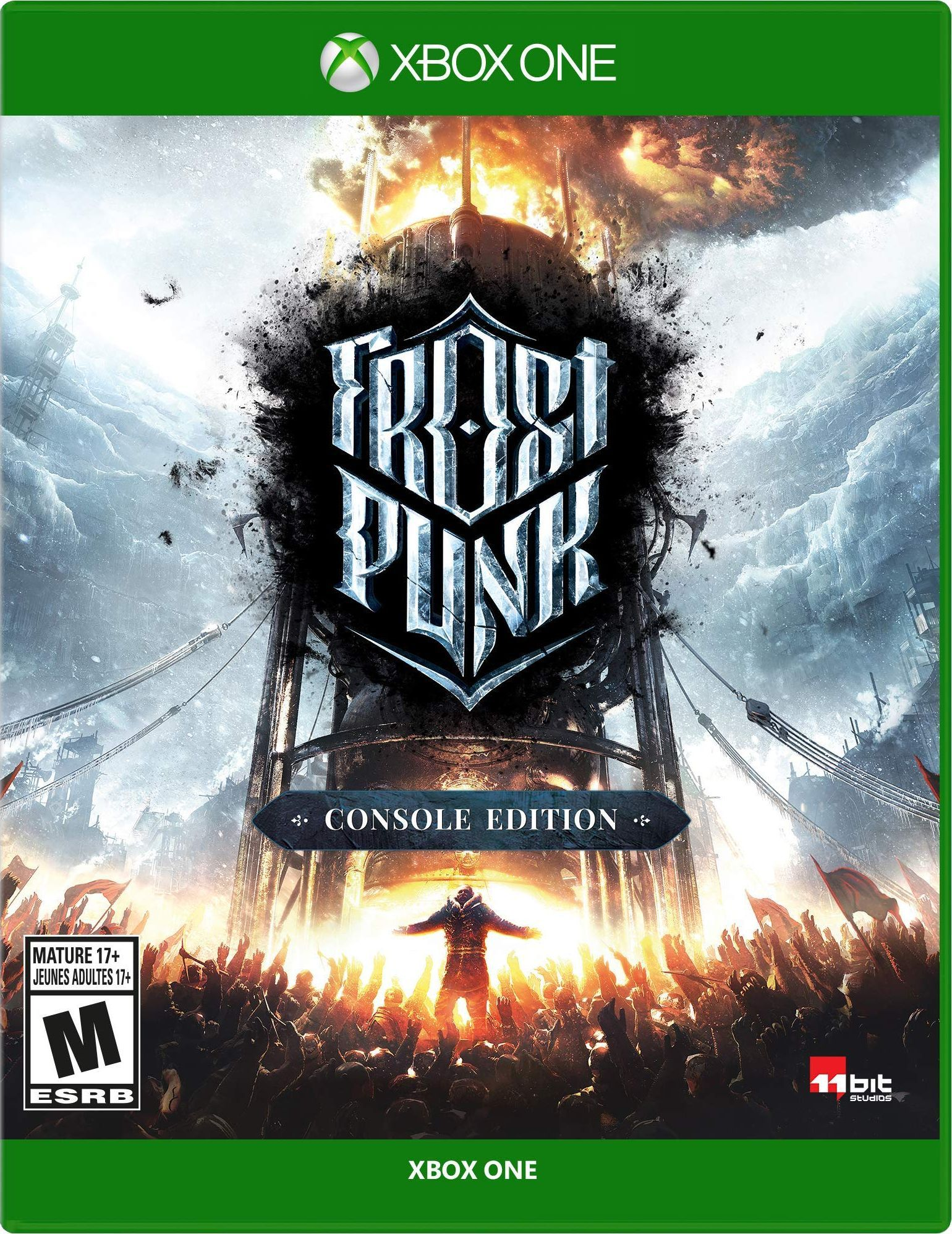 Frostpunk Console Edition Xbox one, Xbox, Xbox one games