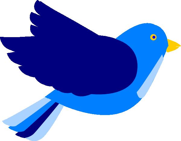 blue bird vector magz free download vector graphics bluebirds rh pinterest com Swan Clip Art Free Bluebird Drawing
