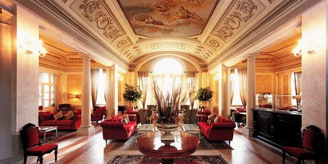 Bagni Di Pisa Palace Spa With Images Luxury Spa Hotels
