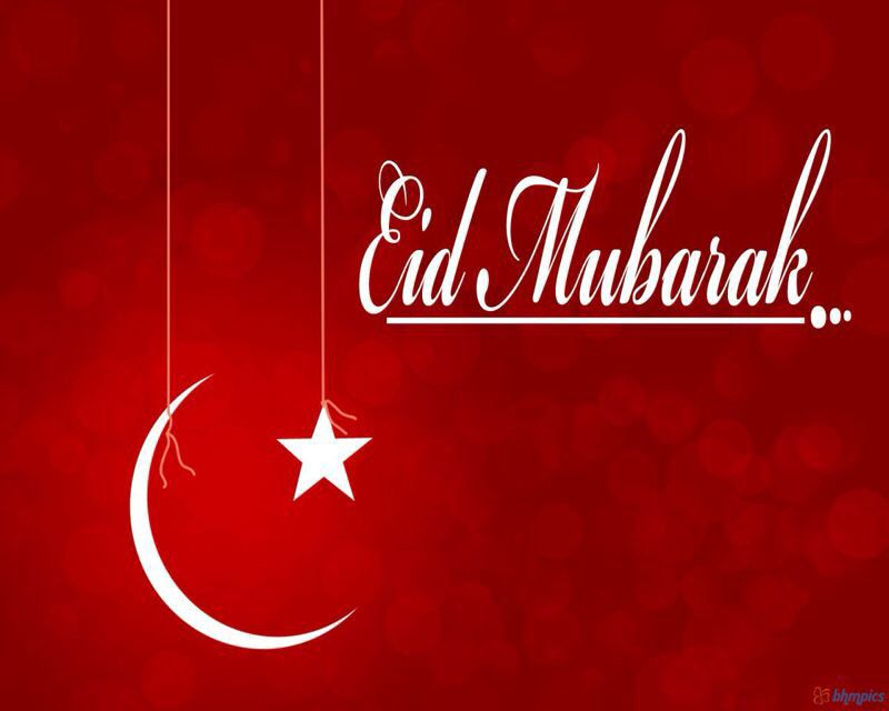We Wish All Our Muslim Clients And Colleagues Eid Mubarak