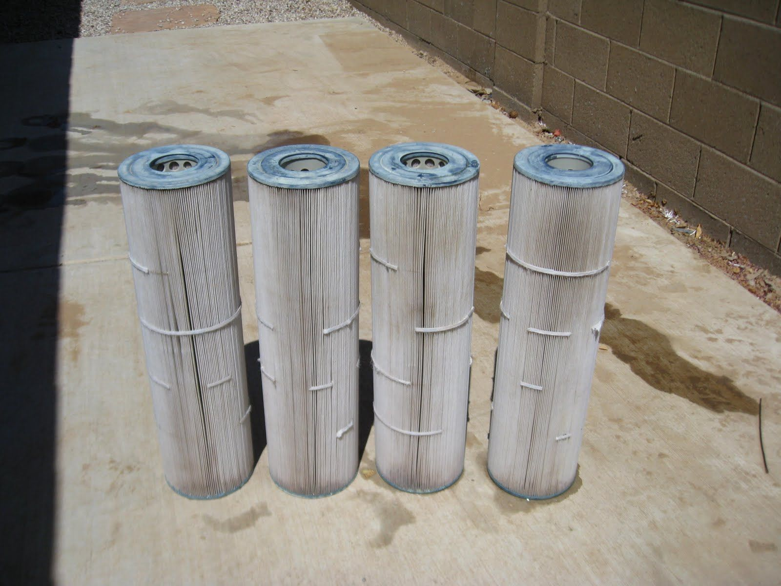 Want to backwash your pool filter learn it the right way