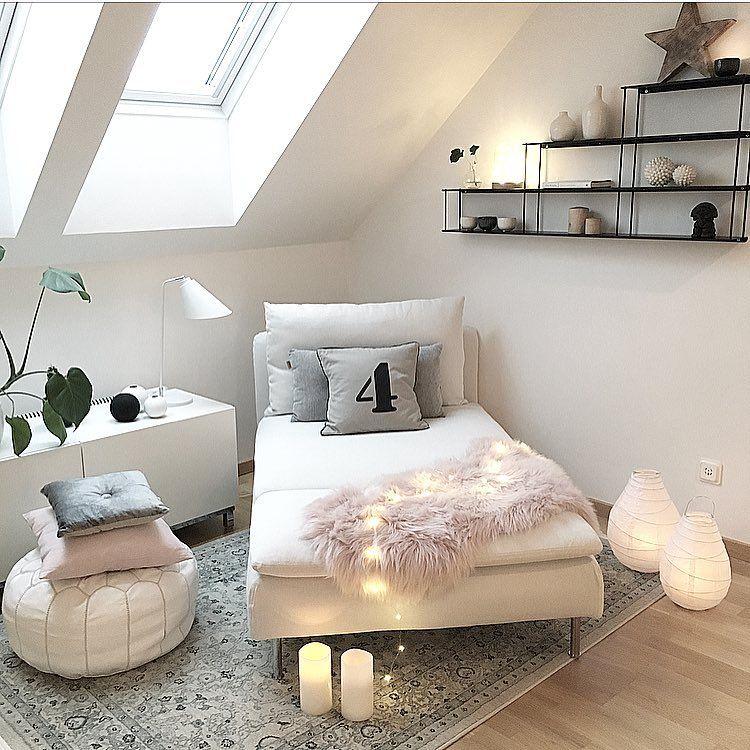 Fashionista Bedroom Ideas: Fashion Blogger + Interior Auf