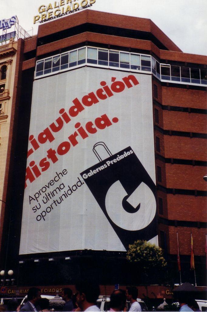 GALERIAS PRECIADOS - Junio 1995