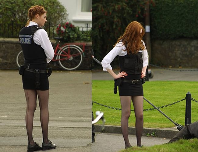 doctor who amy pond outfits - Google Search
