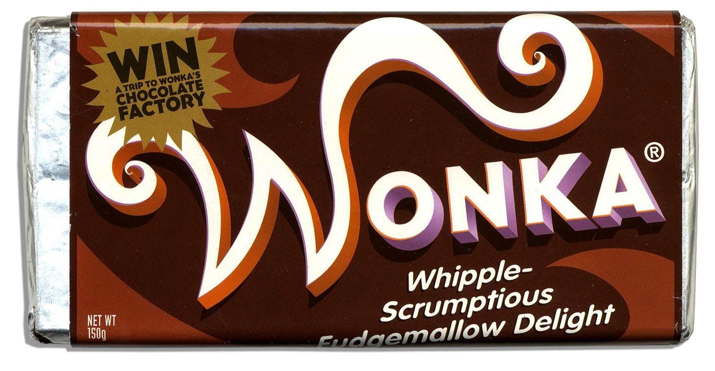 Wonka Schokolade