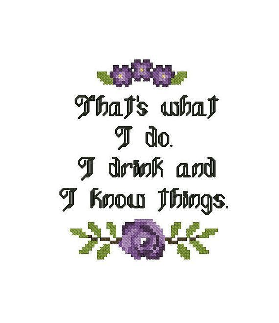 Modern Cross Stitch, Embroidery Hoop Art, Funny Quote, Mature Humor, Floral Cross Stitch, Needlepoint Flower, Drinking Cross Stitch, Cute