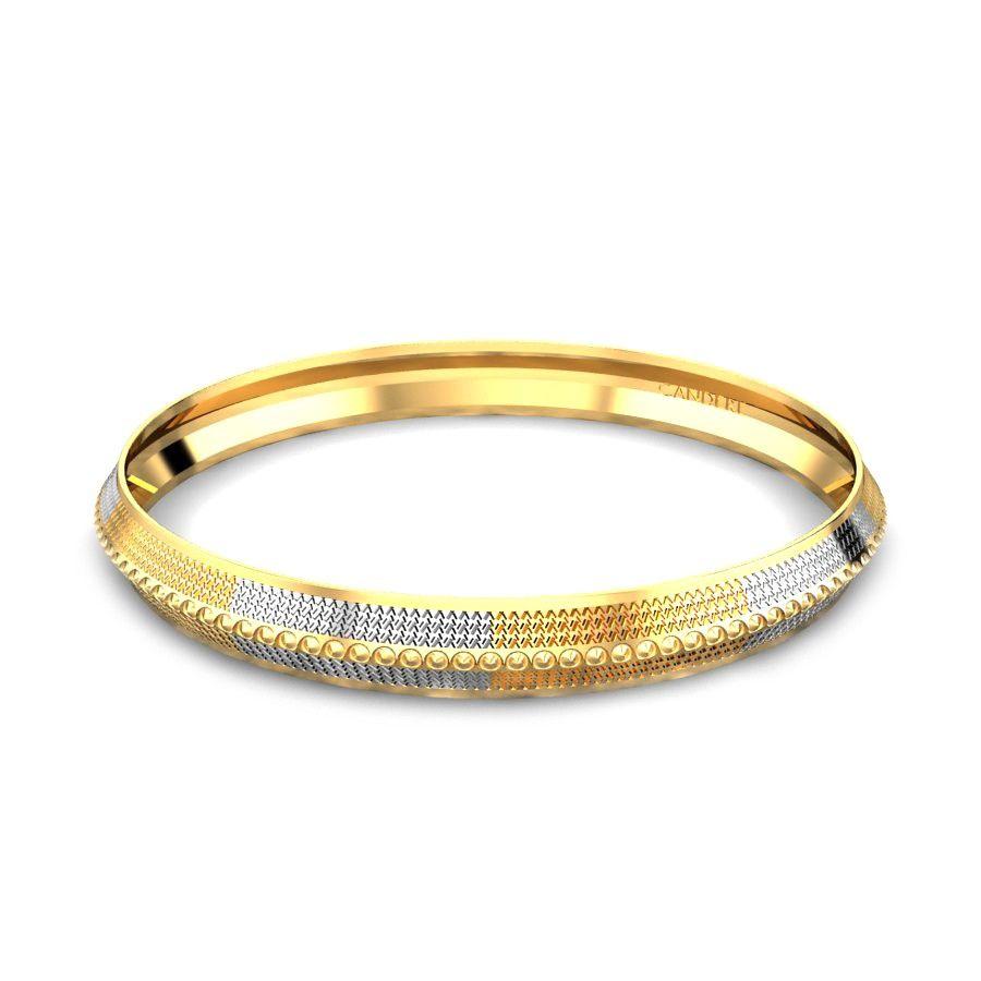 Avitaj gold kada gold kara pinterest gold bangles and bracelets
