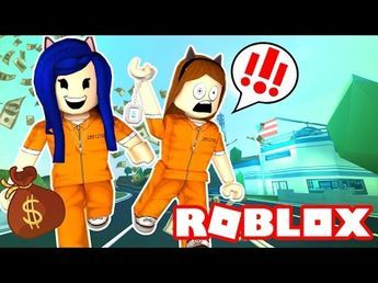 Breaking Out Of Jail In Roblox Roblox Jailbreak Youtube Roblox Jail Roblox Roblox
