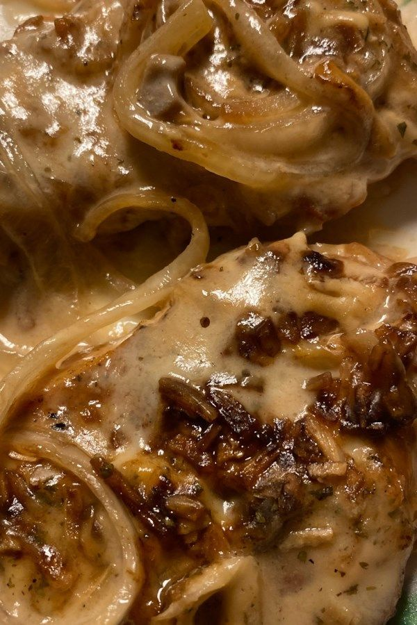 Easy Pork Chops for the Slow Cooker |