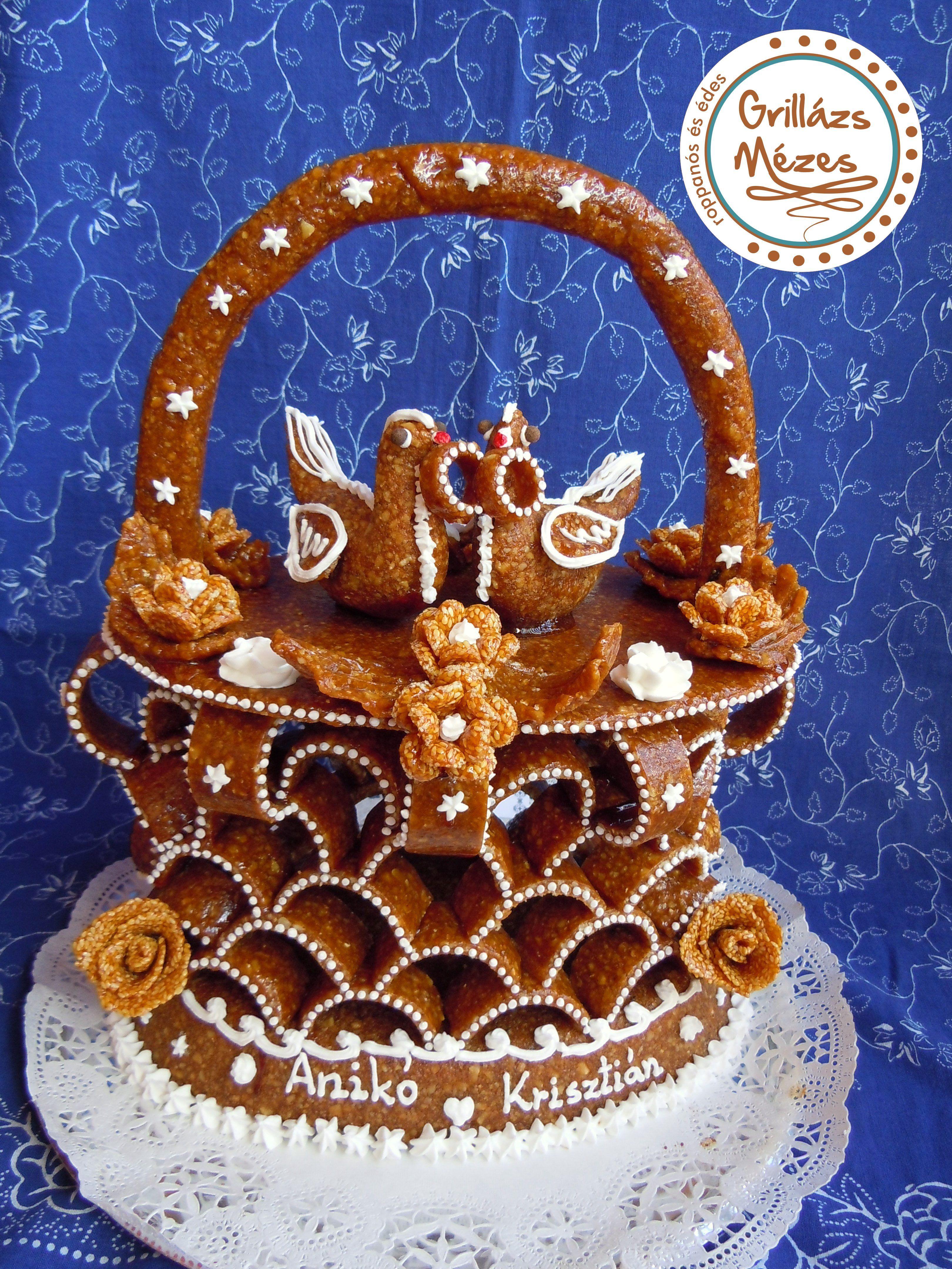 Teknos galambot eszik 96 - Gingerbread