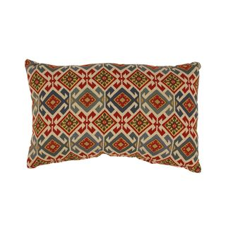 Pillow Perfect Mardin Rectangular Sante Fe Throw Pillow