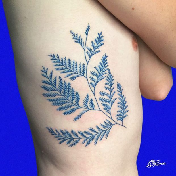 Photo of 100 Stunning Blue Tattoo Designs for Your Blue Period