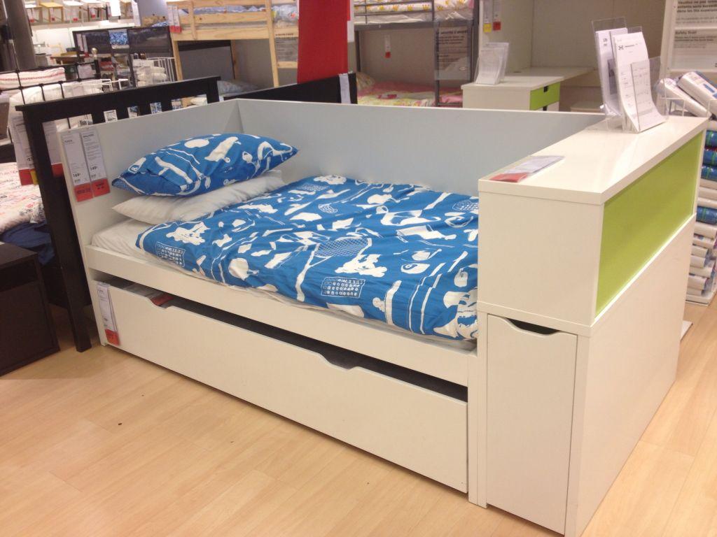 lits gigogne ikea chambre d 39 enfant lit gigogne ikea. Black Bedroom Furniture Sets. Home Design Ideas