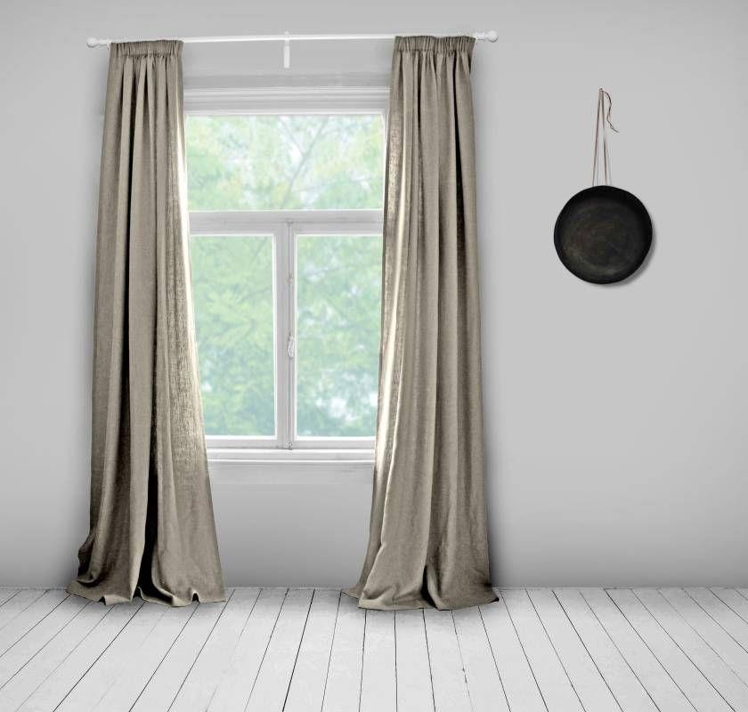nat rliche leinen vorhang stoff geeignet f r gardinen und softfurnishn deko. Black Bedroom Furniture Sets. Home Design Ideas