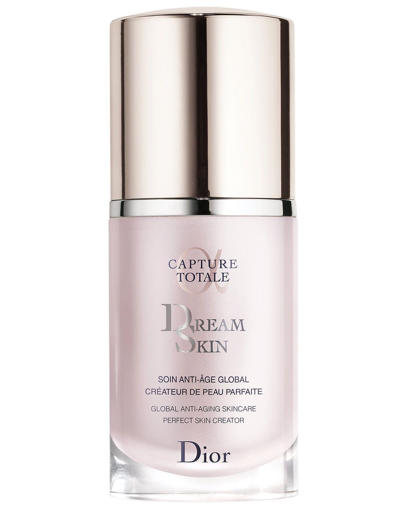 Dior Capture Totale Dreamskin 1 Oz Skin Care Beauty Macy S Dior Capture Totale Anti Aging Skin Products Dior Skincare