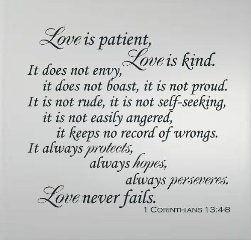Pin By Renee Chew On Other Stuff Pinterest Corinthians 60 Love Mesmerizing Corinthians Love Quotes