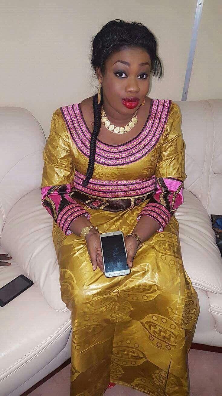 Malian Fashion bazin #Malifashion #bazin (avec images) | Mode africaine, Mode africaine robe