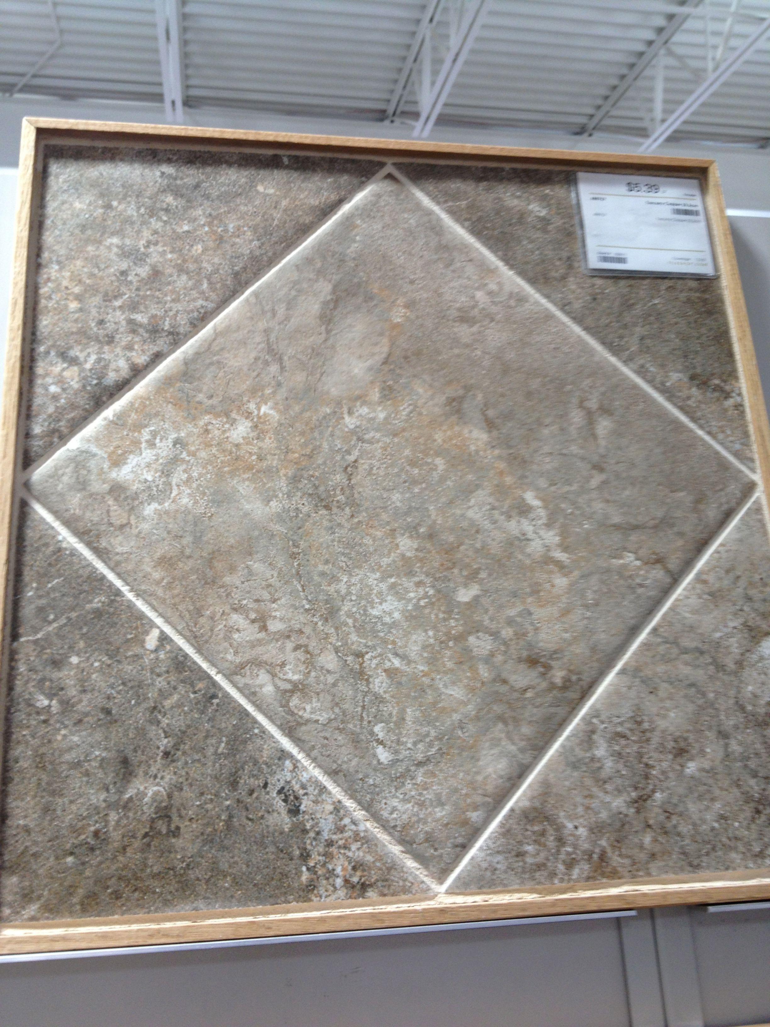 Master And Main Bath Ceramic Tile Floor