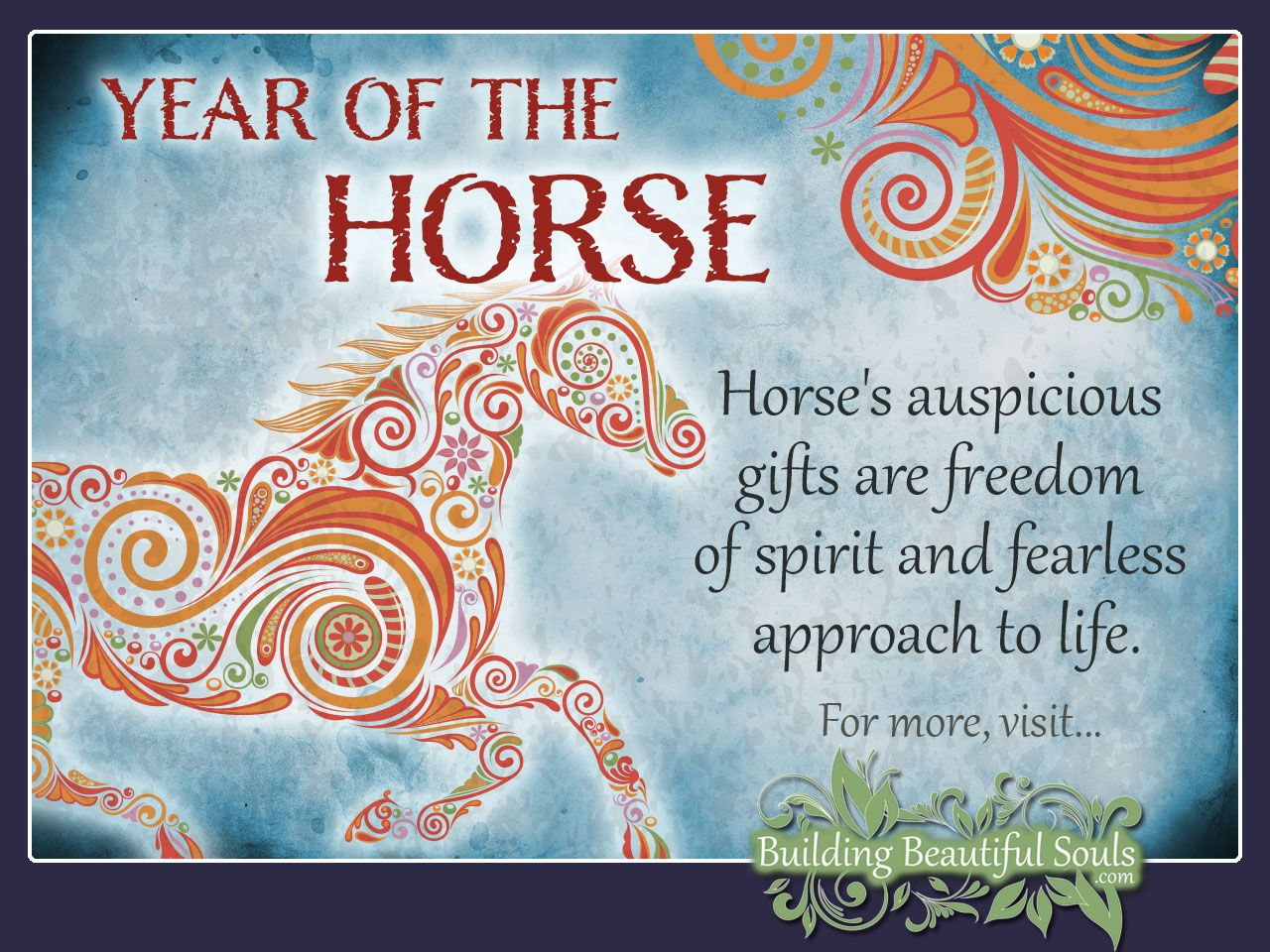 Chinese Zodiac Horse Chinese zodiac signs, Year of the