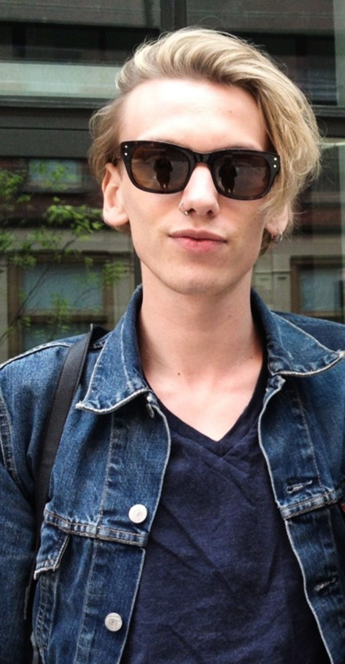 Jamie Campbell-Bower why do I think he's attractive....