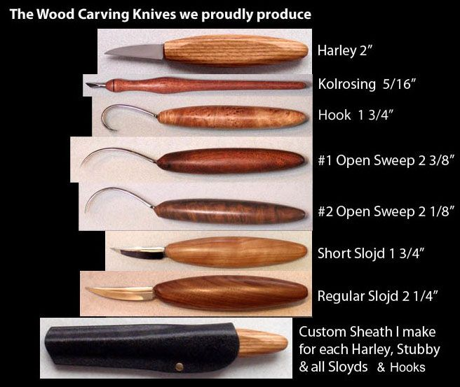 Making A Carving Knife: Knives...go To This Link And Scroll Down To Right Handed