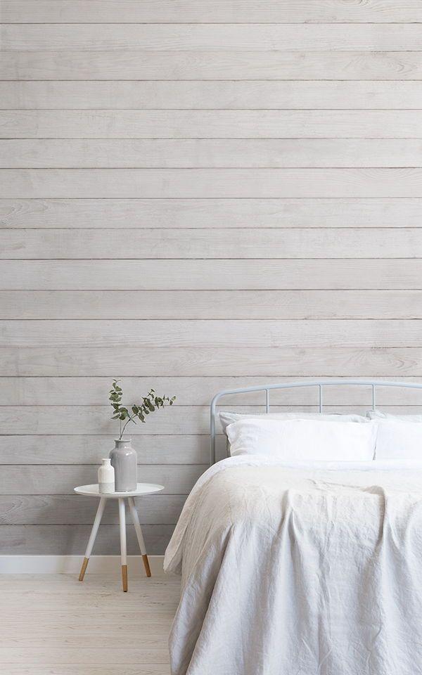 Best Neutral Wood Wallpaper Mural Wallpaper Design For 400 x 300