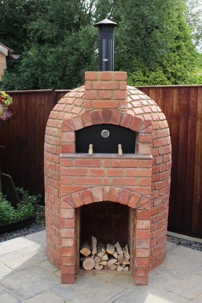 Pizza Oven Kits & Outdoor Garden Pizza Ovens For Sale UK