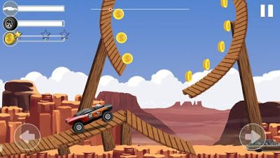 Monster Car Stunts Racing Mod Apk Game Free Download For Android