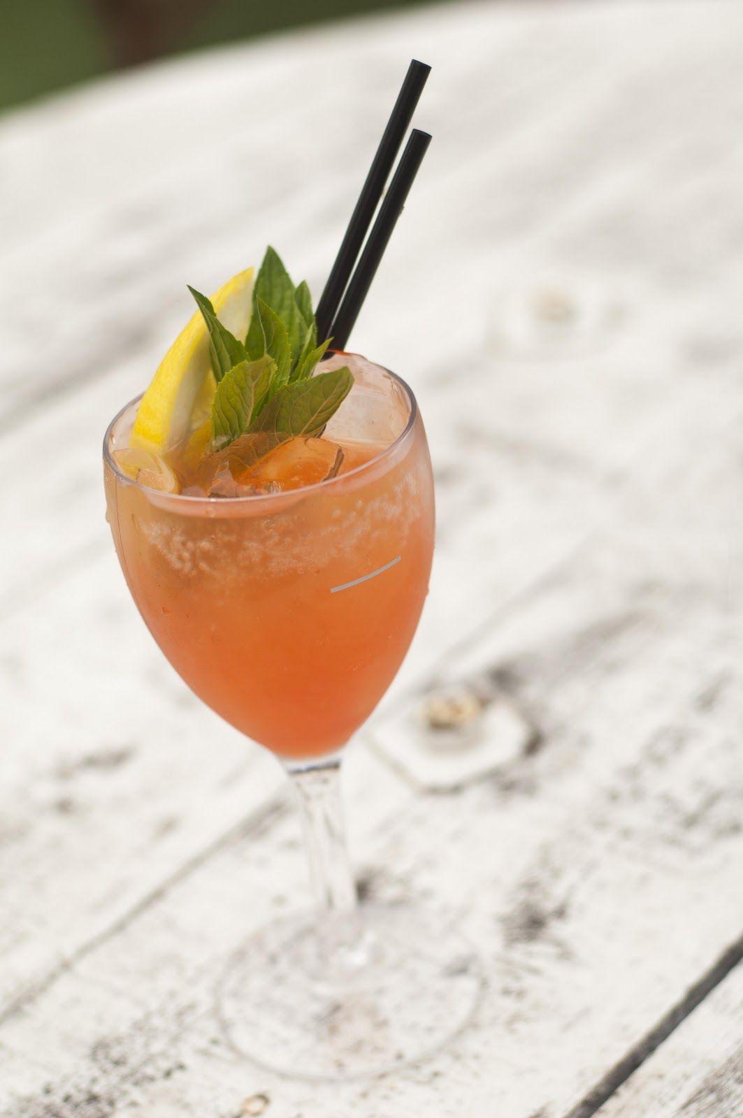 Catalina Island Cocktail!