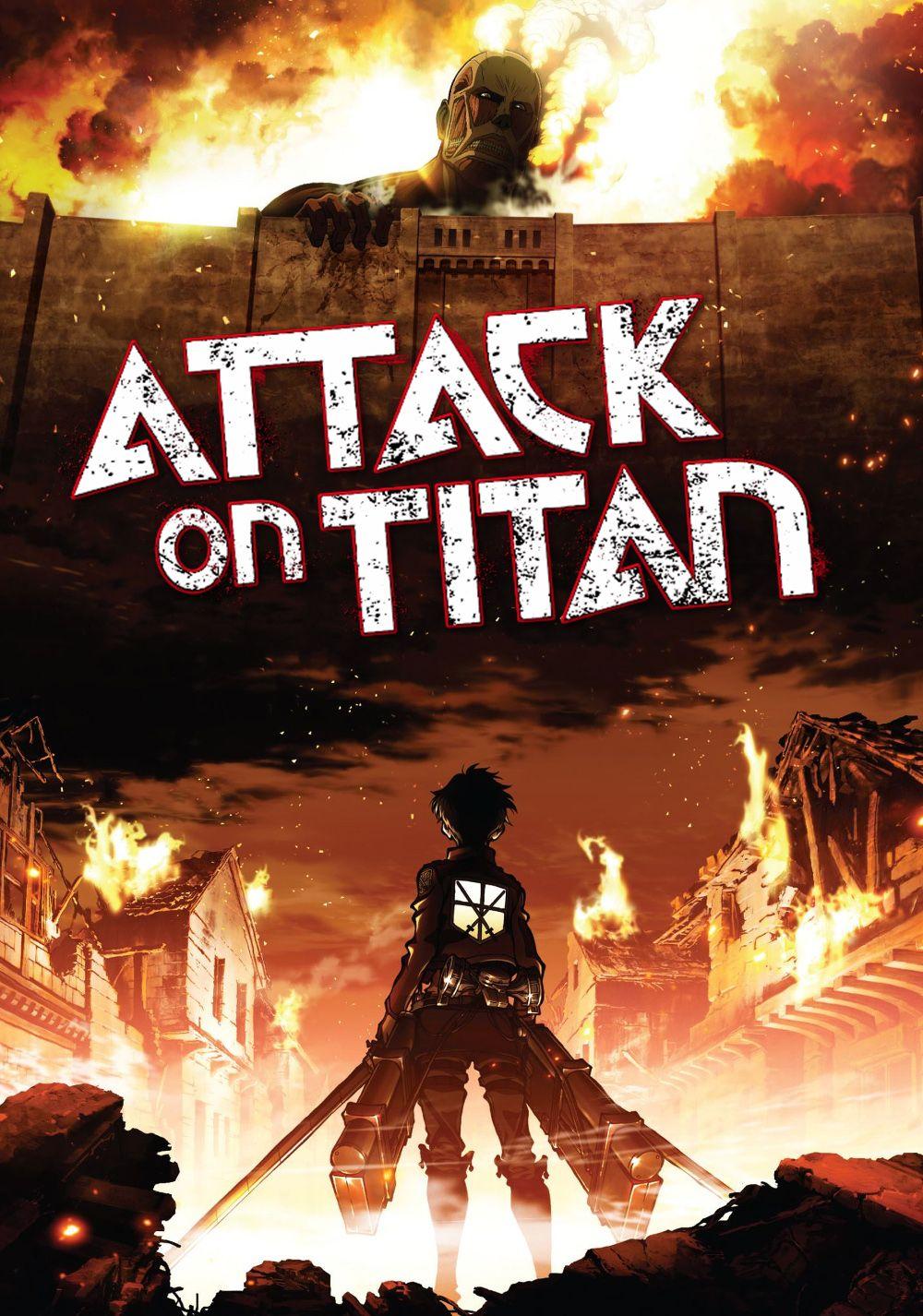 Attack On Titan Film Stream