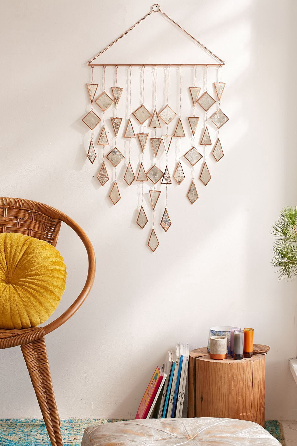 Urban Outfitters Selma Wall Hanging Copper One Size Hanging Wall Decor Diy Wall Decor Handmade Home