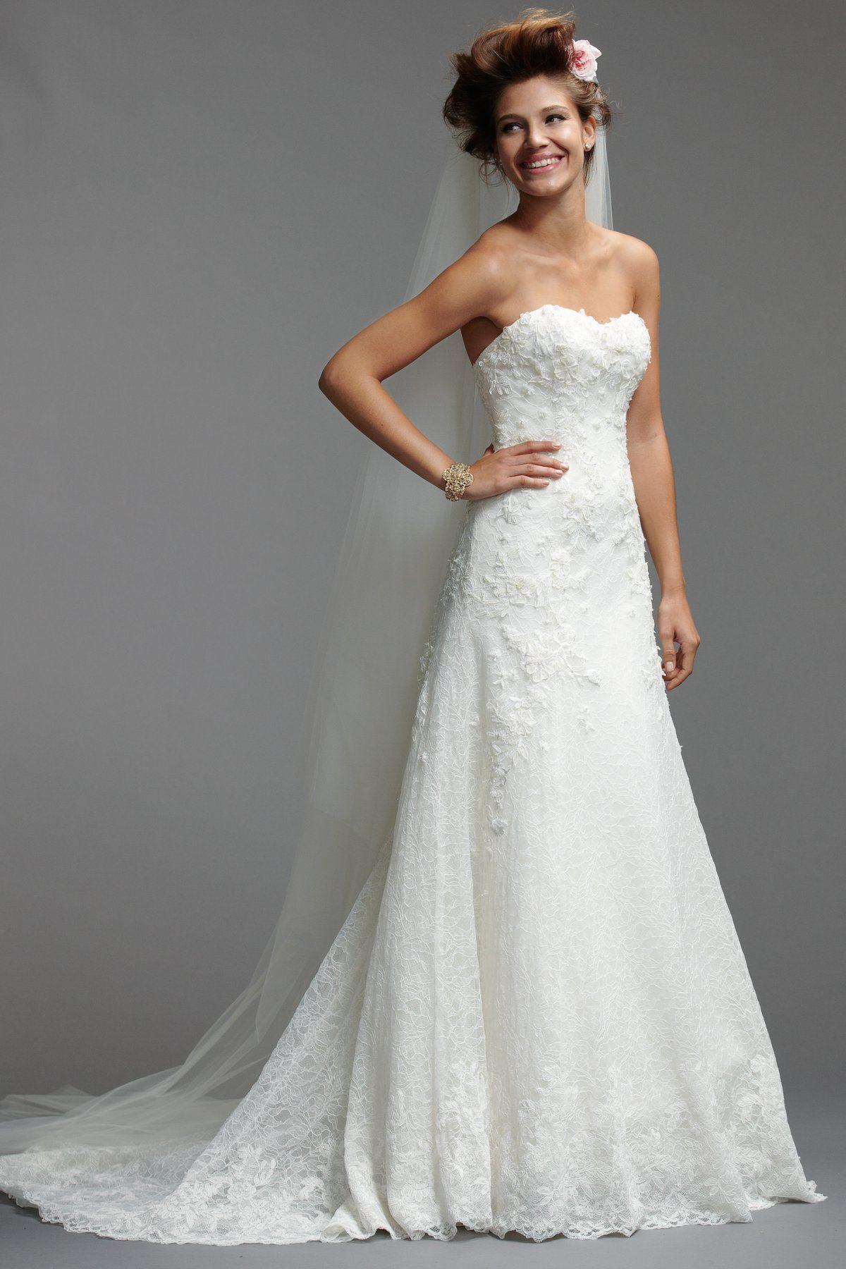 Watters brides amala gown watters pinterest wedding dress