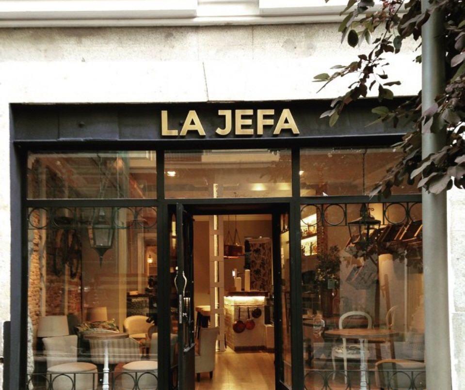 La Jefa Home Bar Comida A Todas Horas Calle Recoletos 14 Metro