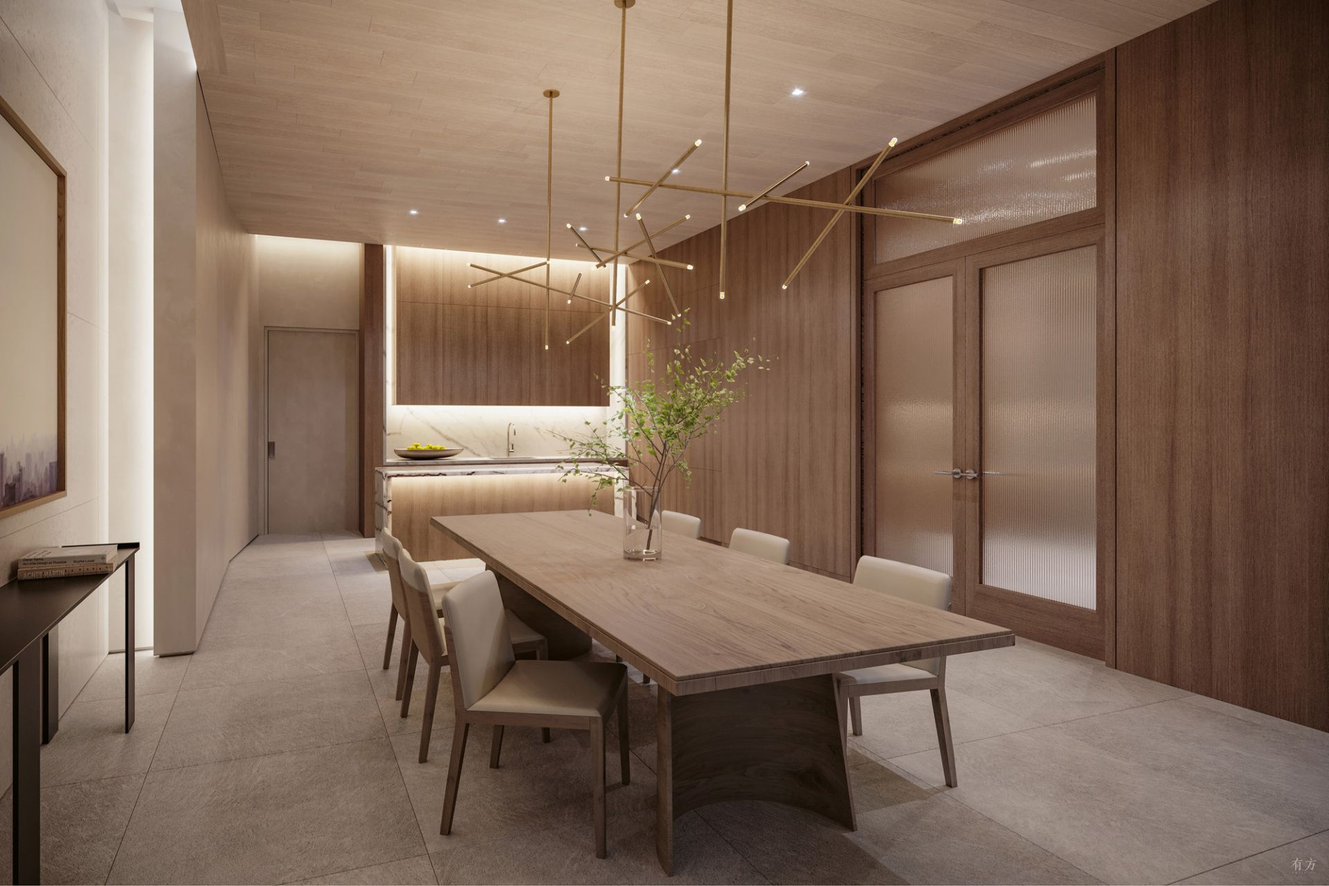 Pin by lamourx on 临时 in 2020 Oak plank floor, Interior