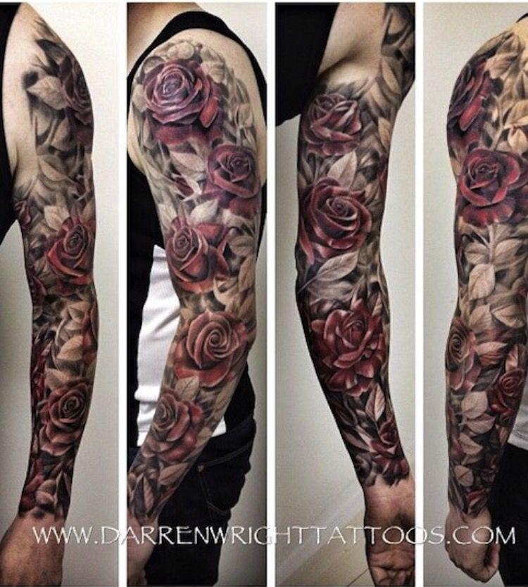 Arm sleeve tattoo ideas pinterest tattoo tatting for Arm sleeve tattoo ideas guys