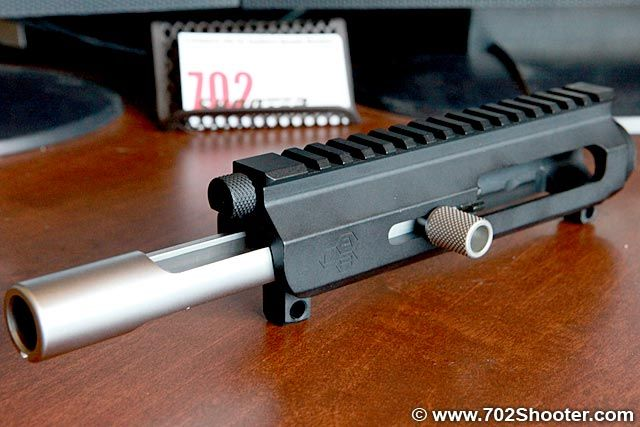 LAR Grizzly OPS-4 Side Charging Upper Receiver Review
