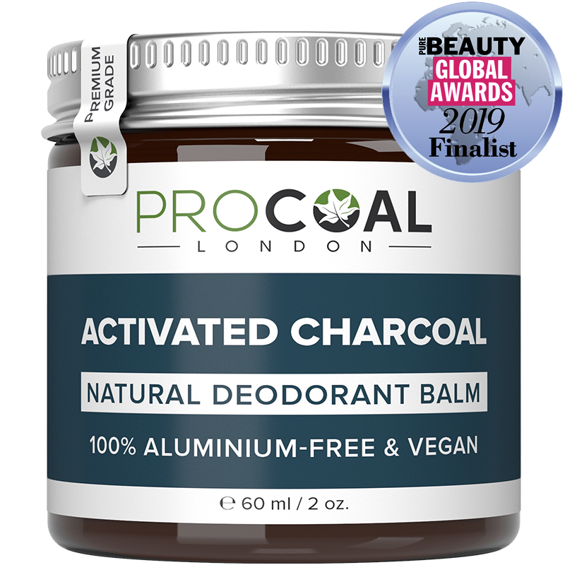 100 Natural Deodorant Balm Natural deodorant, Deodorant
