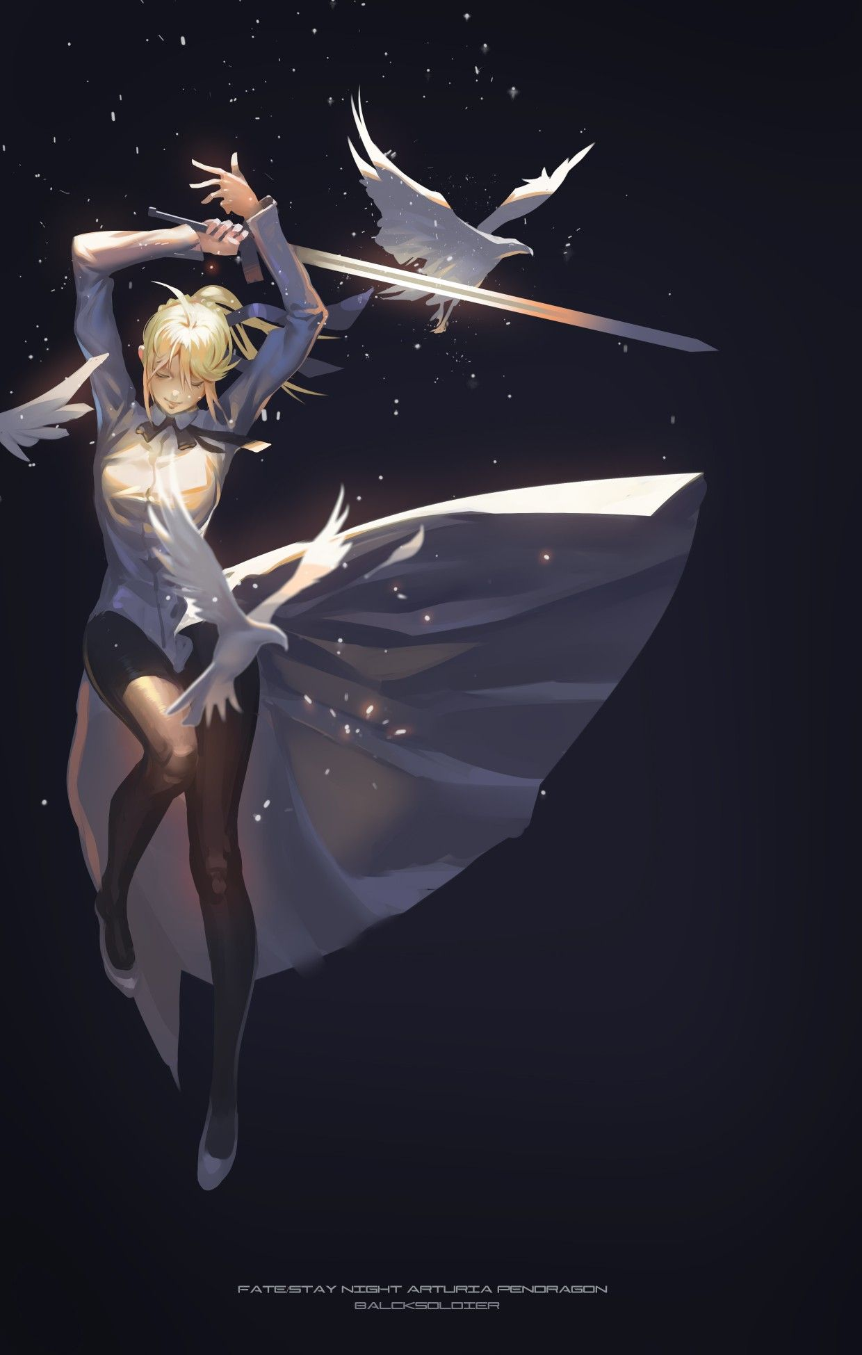 Pin By Viper On Fate Fate Anime Series Fate Stay Night Warrior Woman