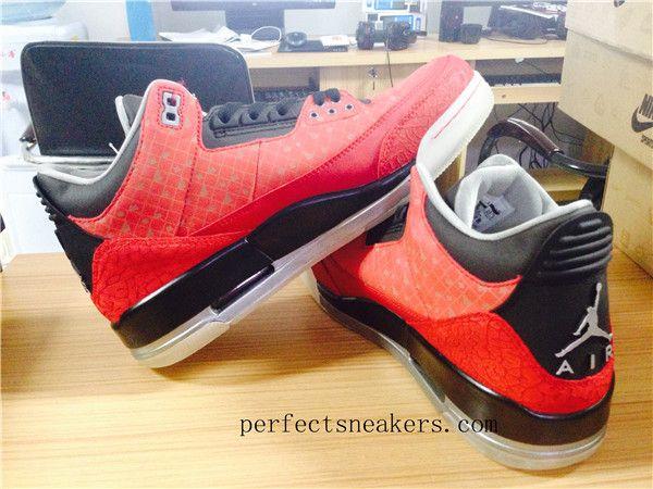 Authentic Air Jordan 3 DB Doernbecher  ab9c15f0d