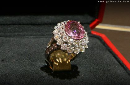 1 Carat Diamond Ring Pink Diamond Ring Gems Jewelry Diamond Jewelry Jewelry