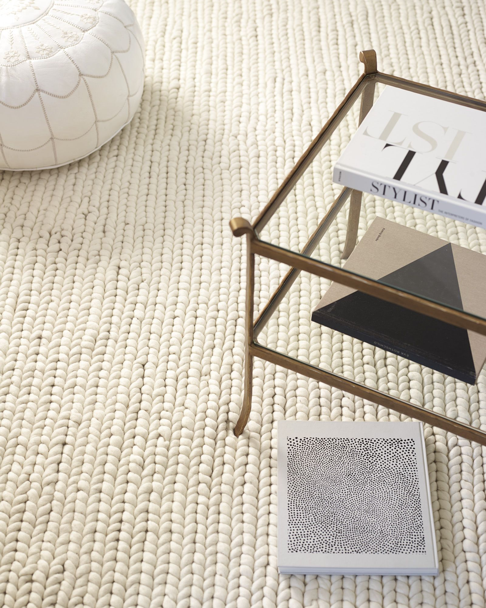 Braided Wool RugBraided Wool Rug | dwell | Pinterest ...