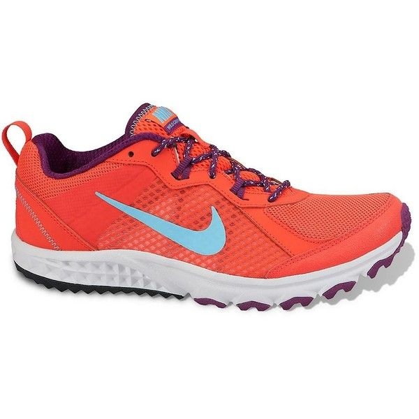 Nike Wild Trail Womens Athletic Running Shoes Sneakers Size 6.5 Fitness