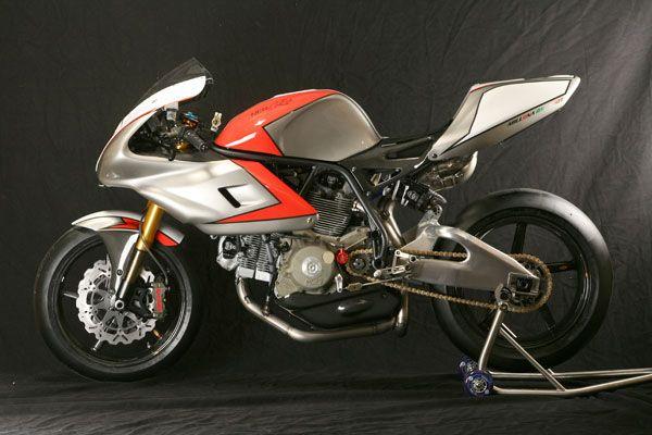 OddBike: NCR Millona The Ultimate Ducati Pantah | Mocik