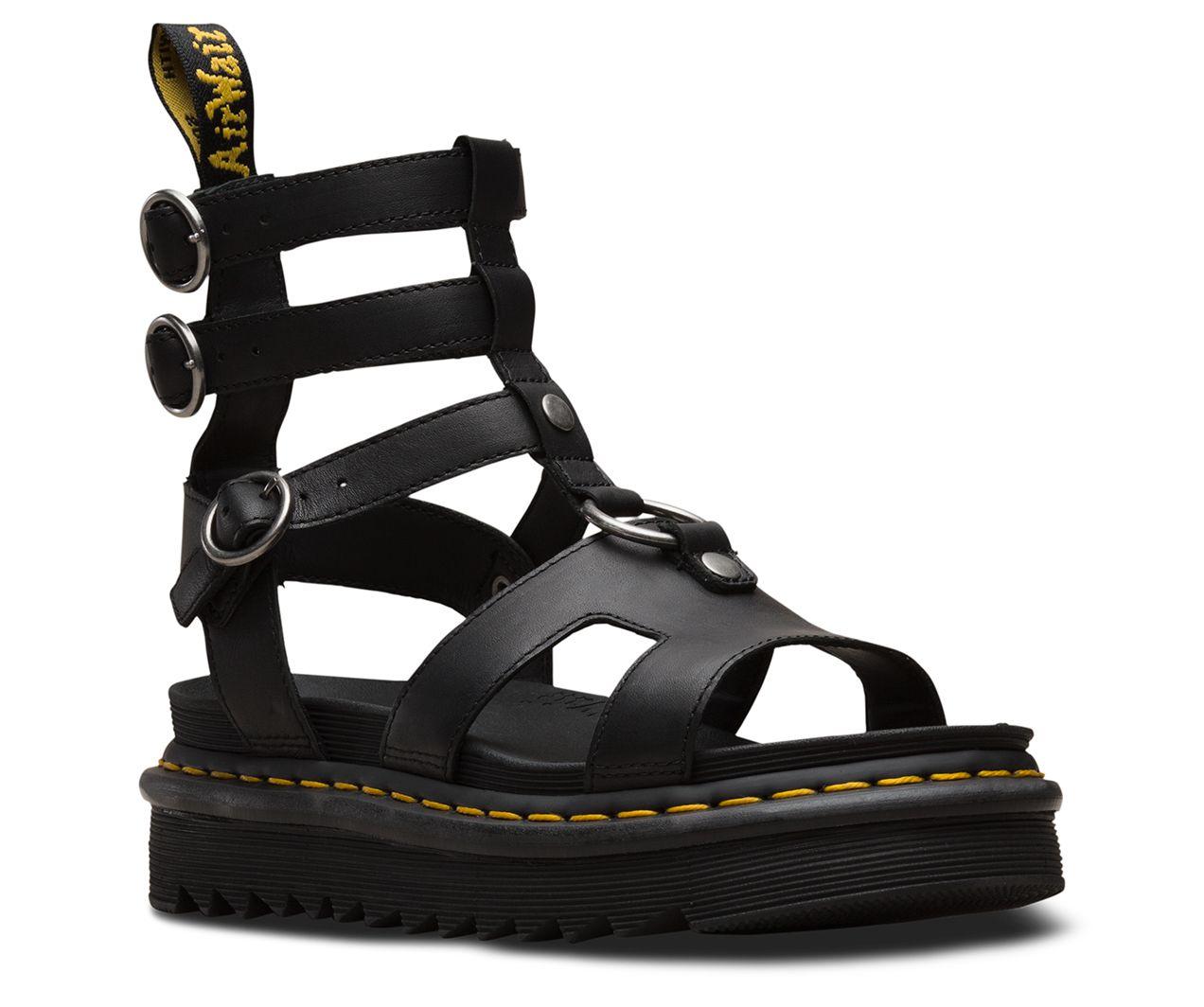 Amazing Deal on Dr. Martens Adaira sandals Black
