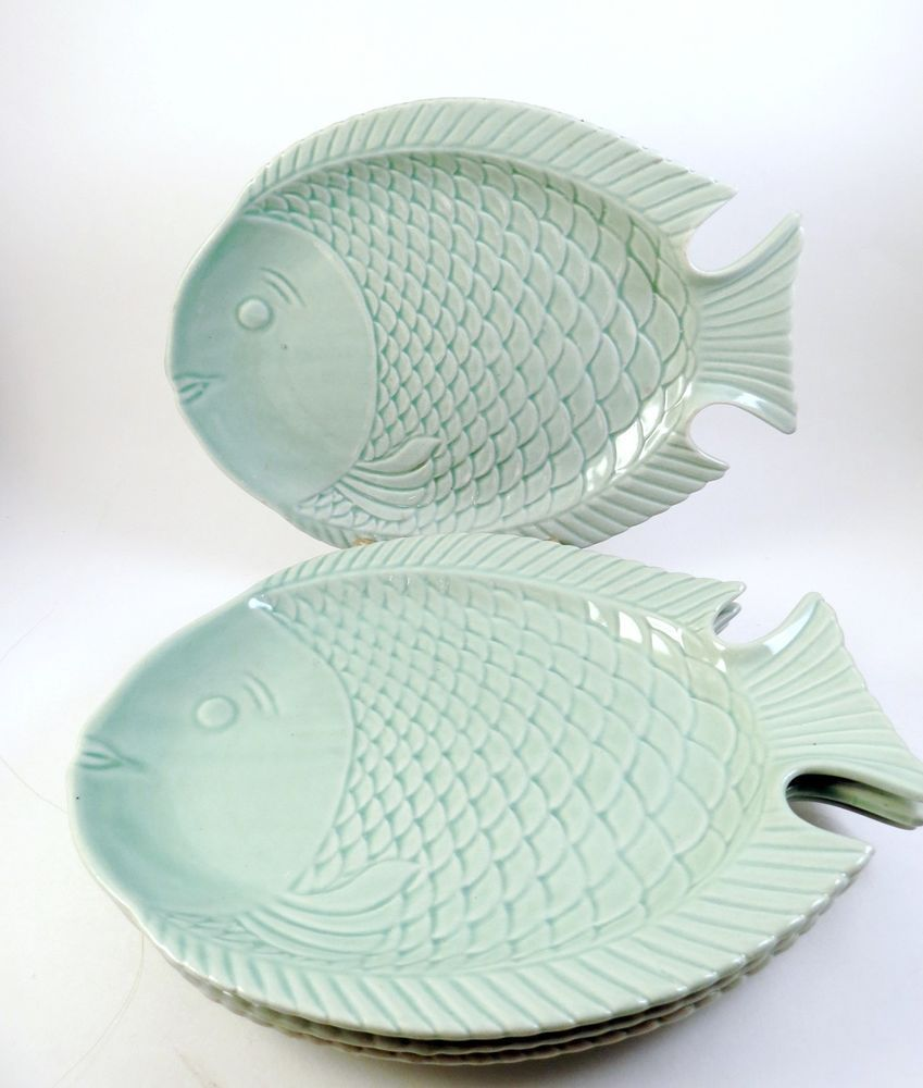 Inspiring Fish Shaped Dinner Plates Contemporary - Best Image Engine ...