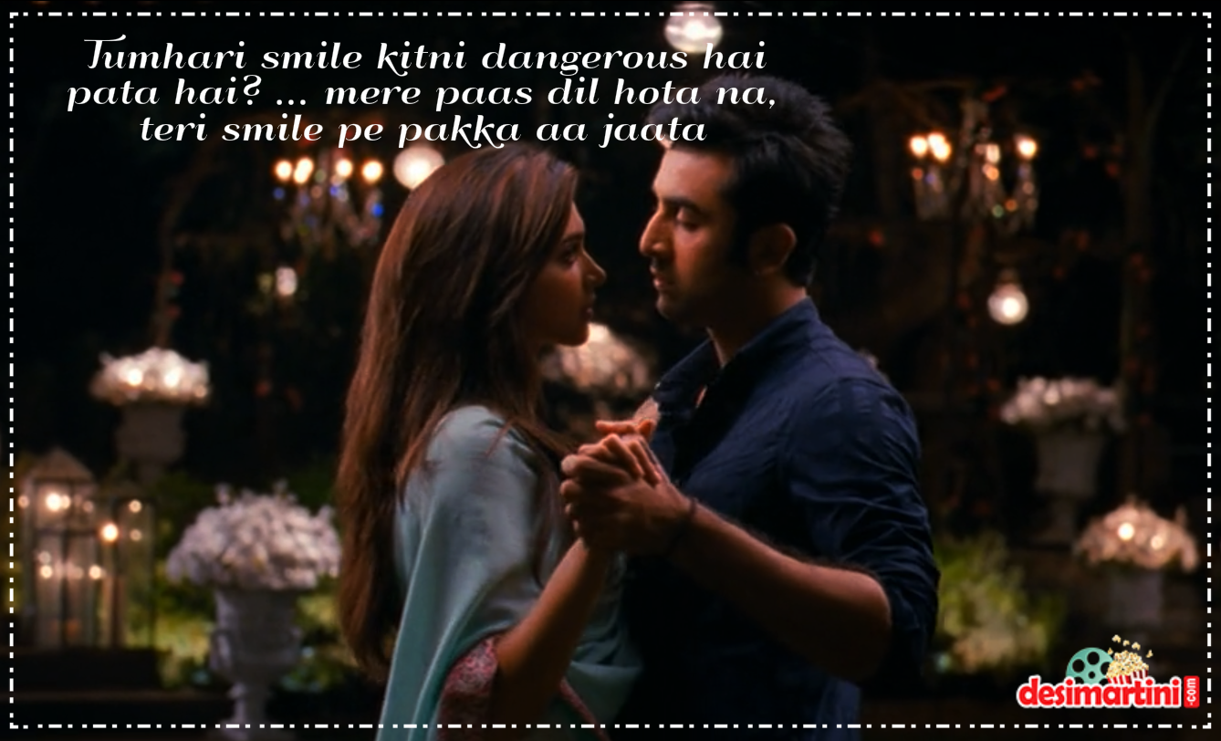 9 Blockbuster Dialogues Of Yeh Jawaani Hai Deewani That Will Remain In Our Hearts Forever Bollywood Love Quotes Bollywood Quotes Yjhd Quotes